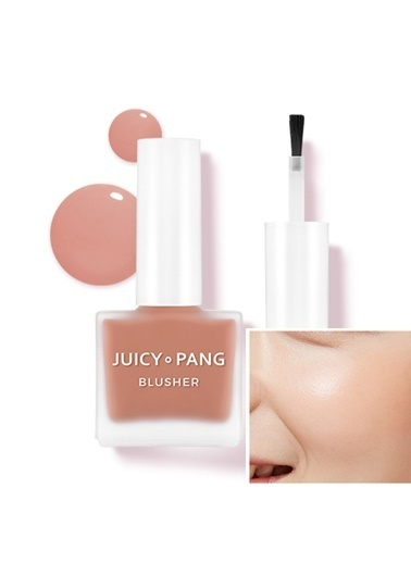 Missha A'Pıeu Juicy-Pang Water Blusher (Be01) Pembe
